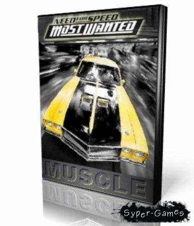 Need For Speed Most Wanted Muscle / Racing / [2010] PC