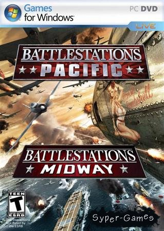 Battlestations: Дилогия (2007-2009/Rus/Repack)