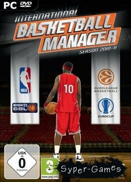 International Basketball Manager. Season 2010-2011 (2010/ENG)