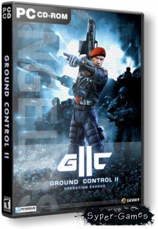 "Ground Control 2: Операция ""Исход"" (2004/RUS/Repack by LandyNP2)"