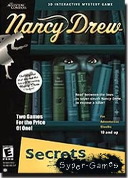 Nancy Drew Secrets Can Kill Remastered (2010/ENG)