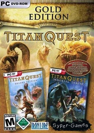 Titan Quest. Special Edition (2009/RUS/ENG/RePack by R.G. Catalyst)