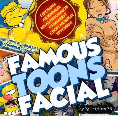 Сборник флэш игр от Game Toons Facial