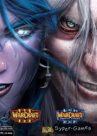 WarCraft 3: The Frozen Throne [v1.24e] (2003/Репак от R.G.ReCoding)