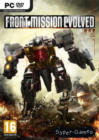 Front Mission Evolved (2010/RUS/ENG/JAP/Repack by z10yded)