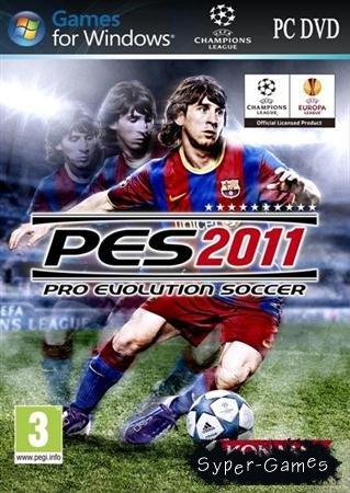 Pro Evolution Soccer 2011 (2010/GER/FRA)