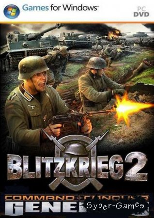 Command & Conquer Generals Blitzkrieg 2
