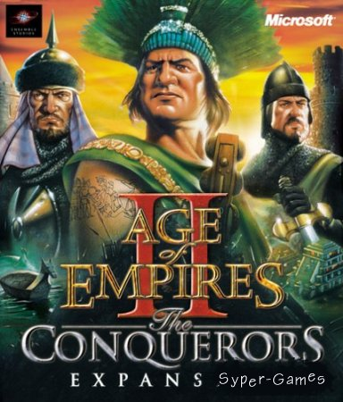 Age of Empires 2 The Conquerors (1999/Rus)