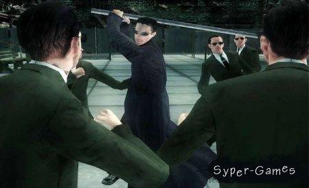 Matrix: Path of Neo (2005/RUS/ENG)