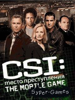 CSI Las-Vegas the Mobile Game (русская версия) / CSI Место преступления Лас Вегас Мобильная версия