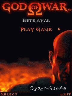 God of War: Betrayal / Бог Войны: Предательство