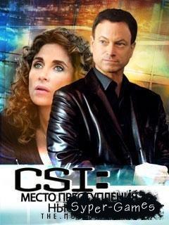 CSI New York the Mobile Game (русская версия) / CSI Место преступления Нью-Йорк Мобильная версия