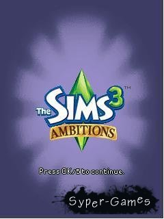 The Sims 3 - Dream Ambitions / Sims'ы 3 - Карьера