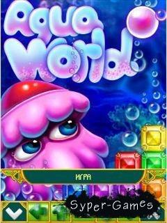 Aqua World / Водный мир (JAVA/RuS)