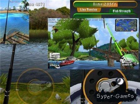 Рыбалка для Iphone!