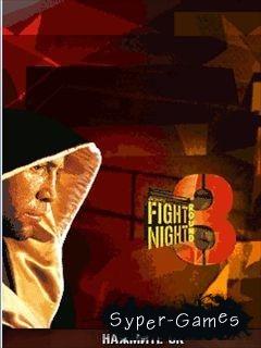 Java - игра на мобильны: Fight Night Round 3 / Ночь боя – Раунд 3
