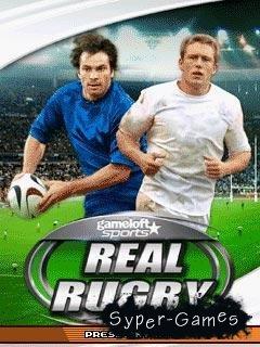 Java игра на мобильный: Real Rugby / Реальное регби