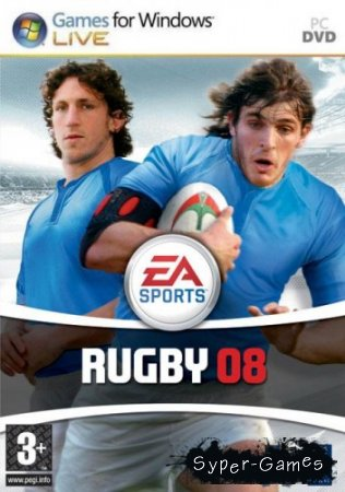 Rugby 08 (2007/ENG/RIP)