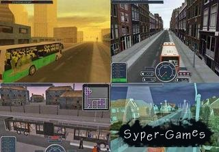 Big City Rigs Bus Driver Game