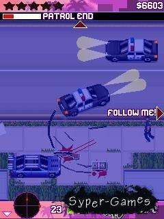 Gangstar: Crime City+Touchscreen (русская версия) / Гангстер: Беспредел в Городе