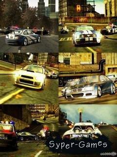 Need For Speed - Most Wanted / Жажда Скорости - Наиболее Требуемый