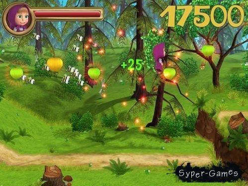 Играть Онлайн Игру Маша И Медведь