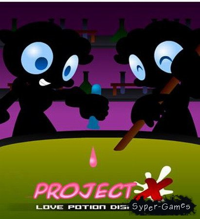 ProjectX Love Potion Disaster / ПроектИкс Катастрофа с Приворотным Зельем(2010/ENG/PC)