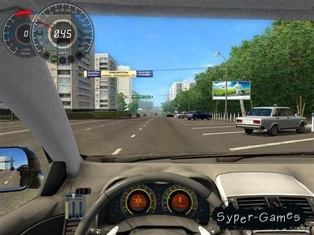 3D Инструктор. Учебный автосимулятор 2.2. Домашняя версия (2010/RUS)