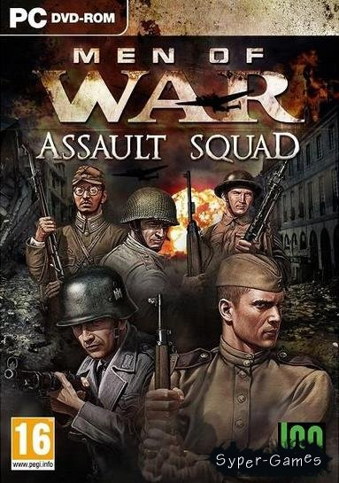 Men of War: Assault Squad / В тылу врага 2: Штурм. new Add-on (2010/ENG) DEMO