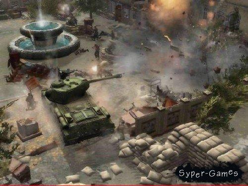 Men of War: Assault Squad / В тылу врага 2: Штурм. new Add-on (2010/ENG) DEMO