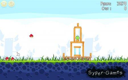 Angry Birds / Злые Птицы (2011/RUS/PC)