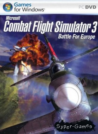 Microsoft Combat Flight Simulator 3: Battle for Europe FirePower (2002/ENG/RIP by dopeman)