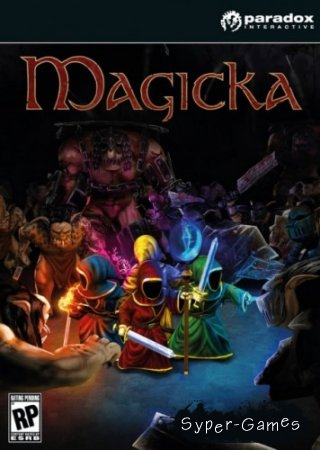 Magicka (Paradox Interactive/ENG/2011/L)