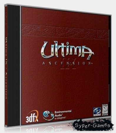Ultima IX: Ascension (Electronic Arts/ENG+Rus/1999/L)