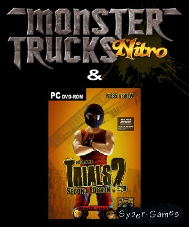 Monster Truck Nitro + RedLynx Trials 2 Second Edition (PC/2008)