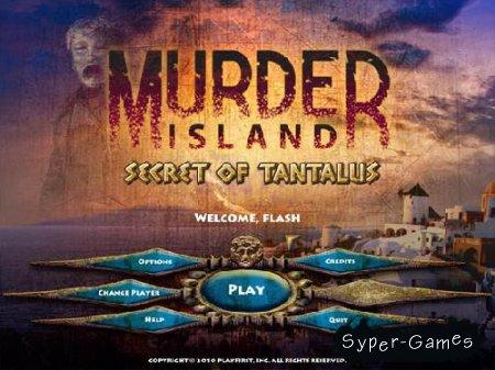 Murder Island Secret of Tantalus (Final)