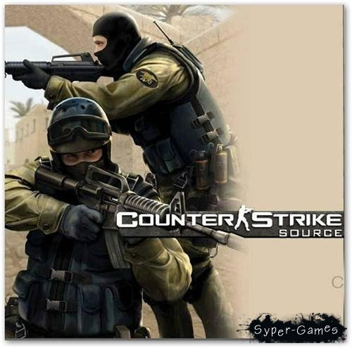 Counter-Strike Source v.58 Crystal Clean by DivX (2010) PC