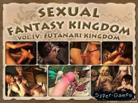 Sexual Fantasy Kingdom 1-4 / ����������� ����������� �������� 1-4 (GalaxyPink)[2007-2009/ENG/PC]