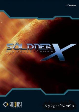Soldner X: Himmelssturmer (PC/2008/EN)