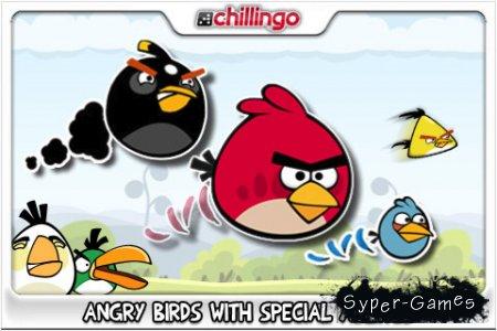 Angry Birds Symbian^3