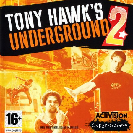 Tony Hawk's - Underground 2 (PC/2004/RUS)