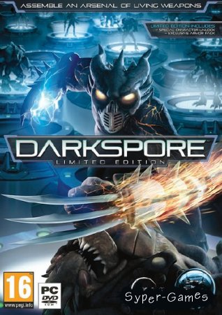 Darkspore(2011/RUS/ENG/BETA)
