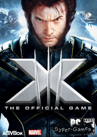 X-Men: The Official Game (2006/RUS/RePack)