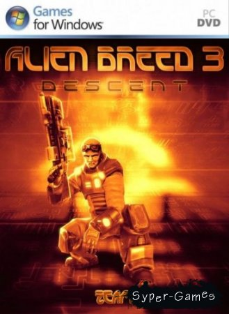 Alien Breed 3: Descent (2010/ENG/RIP by TPTB)