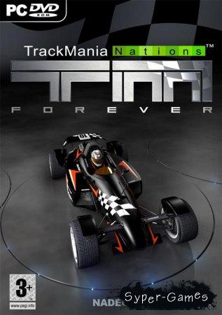 TrackMania Nations  (PC/2008/RUS)