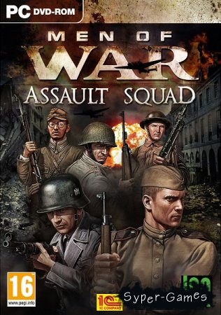 Men of War: Assault Squad (PC/2010/ENG/SKIDROW)
