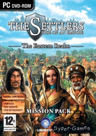 Settlers VI. Золотое издание (PC/2008/RUS/RePacK)