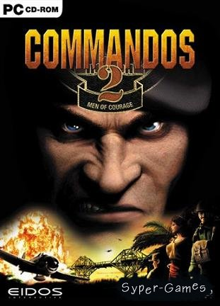 Commandos 2: ������� �� �������� (PC/2006/RUS)