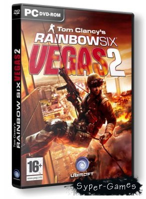 Tom Clancy`s Rainbow Six Vegas 2 (PC/2008/RUS/RePacK)