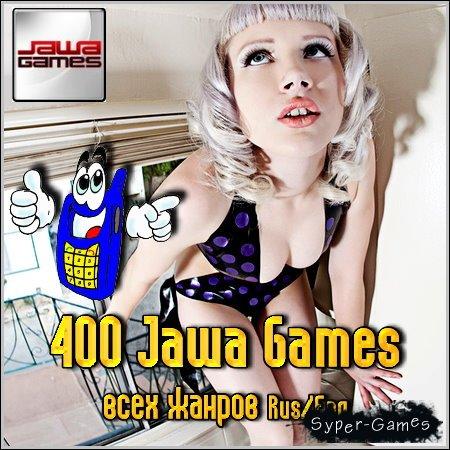 400 Jawa Games всех жанров (Rus/Eng)